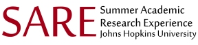 Summer Academic Research Experience at Johns Hopkins